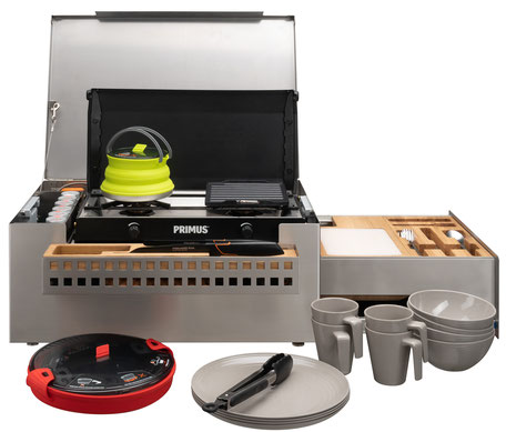 Mobile Küchenbox Mokubo